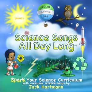 JHCD-39 Science Songs All Day Long