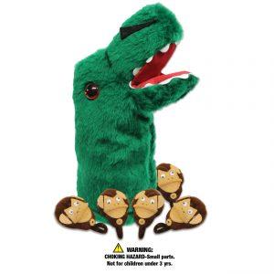 WZ405 Five Little Monkeys & Mr. Alligator, Sr.