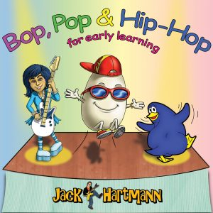 JHCD-34 Bop, Pop & Hip-Hop