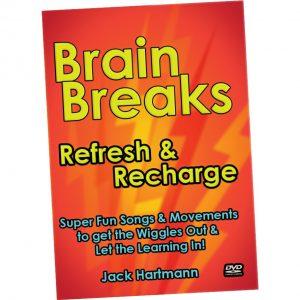 JHDVD-35 Brain Breaks