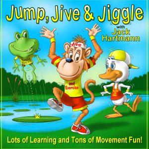 JHCD-37 Jump, Jive & Jiggle