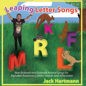 JHCD-38 Leaping Letter Songs