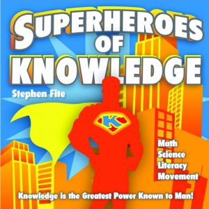 MH-D75 Superheroes of Knowledge