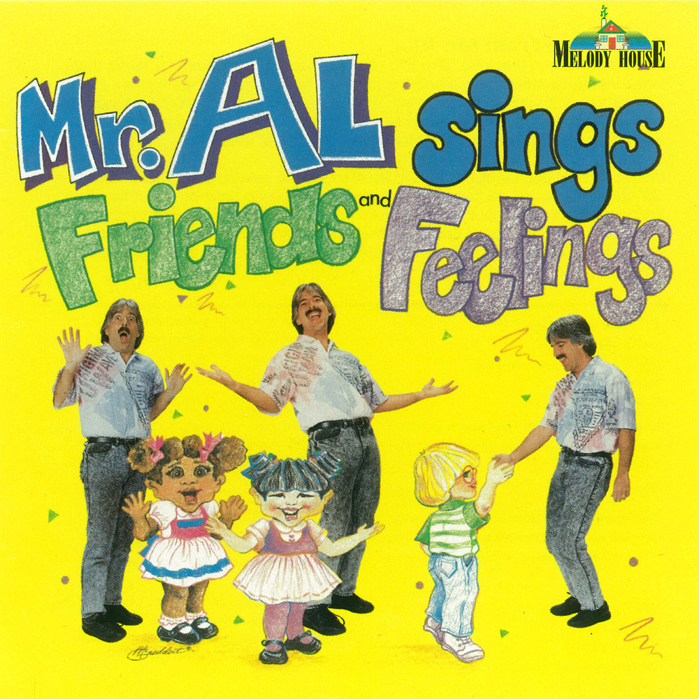 Mr al sings friends and feelings cd melody house music for 93 house music