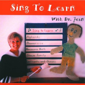 DJ-D04 Sing to Learn With Dr. Jean