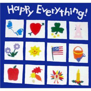 DJD12 Happy Everything