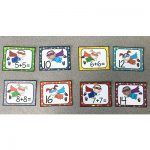 Doubles Memory Cards