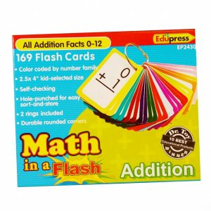 EP2430 Math in a Flash, Addition