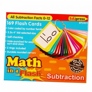 EP2431 Math in a Flash, Subtraction