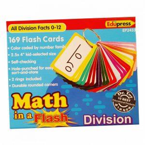 EP2433 Math in a Flash, Division