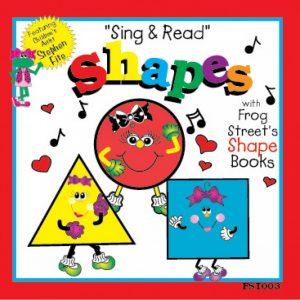 FST003 Shapes CD