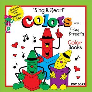 FST001 Colors CD