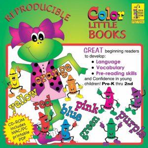 FST014 Colors Little Books CD ROM