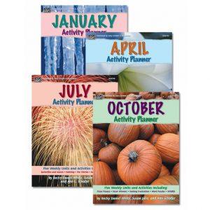 GGA150 12 Monthly Planner Series