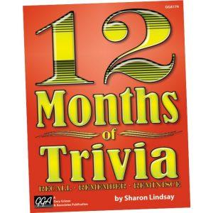 GGA174 12 Months of Trivia