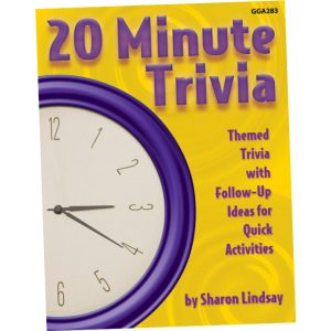 GGA283 20 Minute Trivia