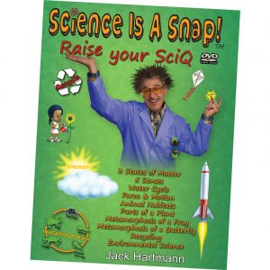 JHDVD-34 Science Is A Snap