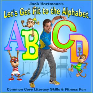 JHCD-36 Let's Get Fit to the Alphabet