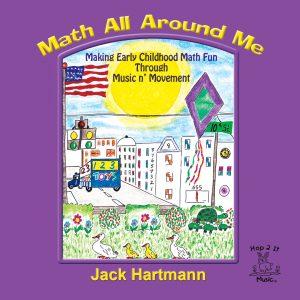 JHCD-08 Math All Around Me