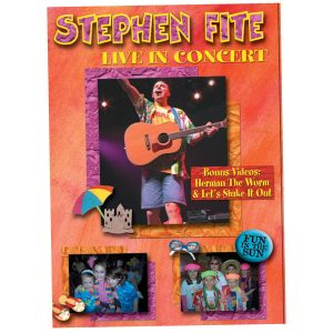 MH-DVD1 Stephen Fite Live in Concert
