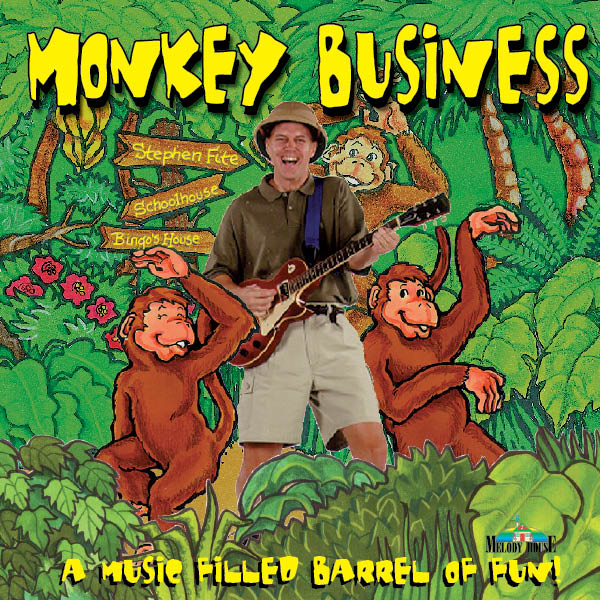 Monkey Business CD – Melody House Music