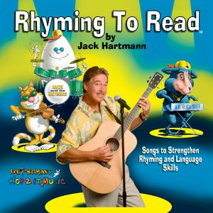 JHCD-24 Rhyming to Read