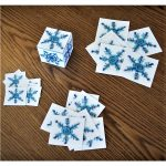 Snowflake Matching & Counting Game