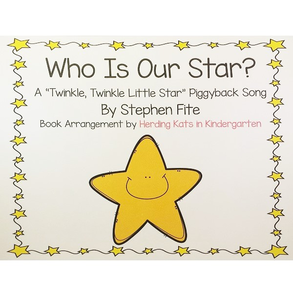 Who Is Our Star Book – A free pdf download – Melody House Music