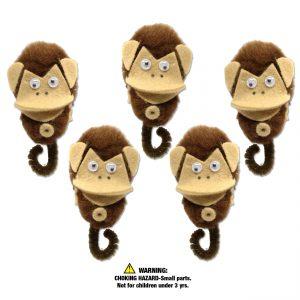 WZ116 Five Little Monkeys